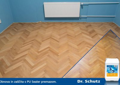 Dr. Schutz PU Sealer 8-1 - parket